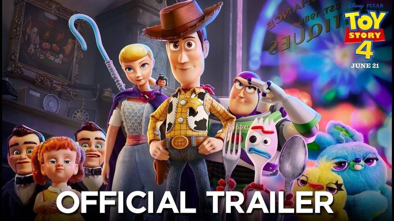 Film ajánló: Toy story 4